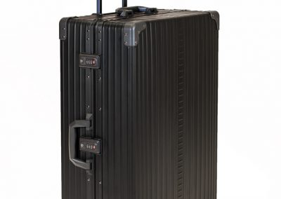 Aleon Aluminum Designer Luggage Checked Baggage