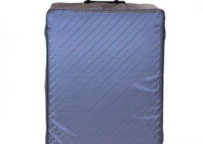 Aleon Aluminum Designer Luggage With Case Cover