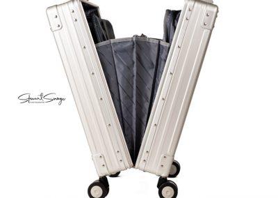Aleon Aluminum Designer Luggage