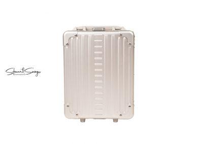 Aleon Aluminum Designer Luggage Carry Case