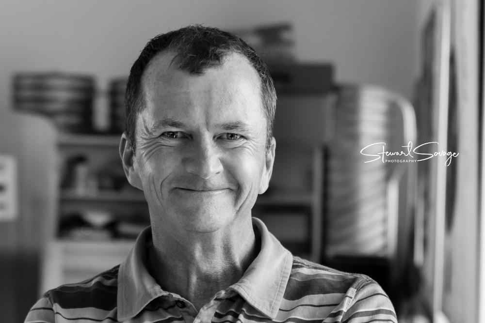 Portrait of Chris Soderquist