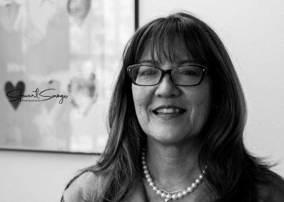 Portrait of Diane Parro