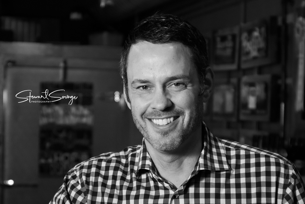 Portrait of Tim Mech