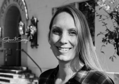 Portrait of Katie Manzer