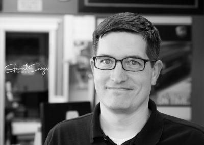 Portrait of Brandon Christensen