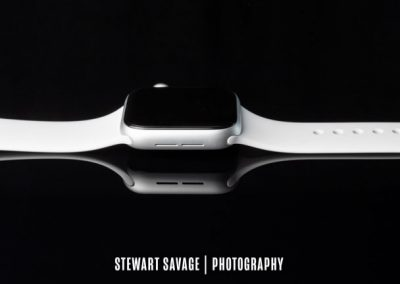 Apple Watch Side View Product Photography