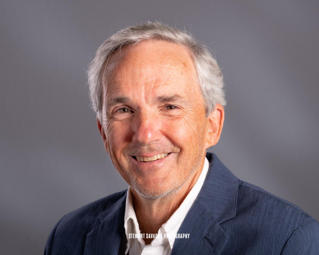 Greg Bourne Portrait
